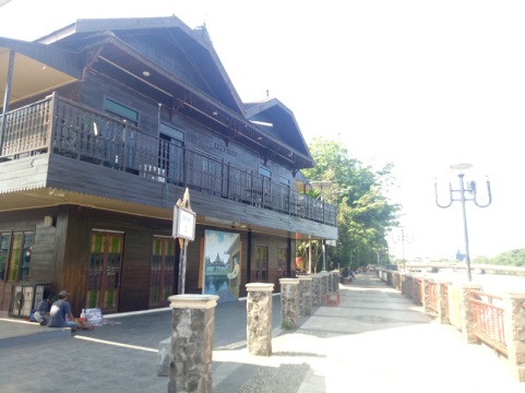 Berwisata di Pusat Kota Banjarmasin